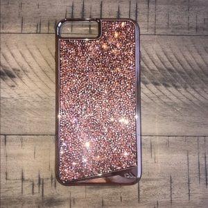 iPhone 7 Plus rose gold case